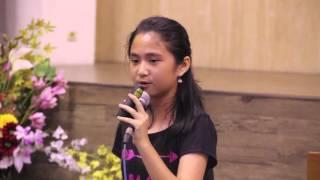 Gambar cover Gsja Bandengan, Pengkhotbah Anak : Veronica