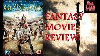 RISE OF THE GLADIATORS ( 2017 Solofa Fatu Jr ) aka KINGDOM OF GLADIATORS THE TOURNAMENT Movie Review