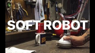 Soft Robot - Hand Gripper
