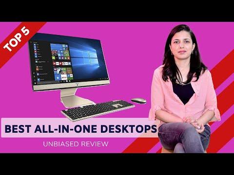 ✅ Top 5: Best All In One Desktops In India 2020   Budget Desktop Computer Reviews