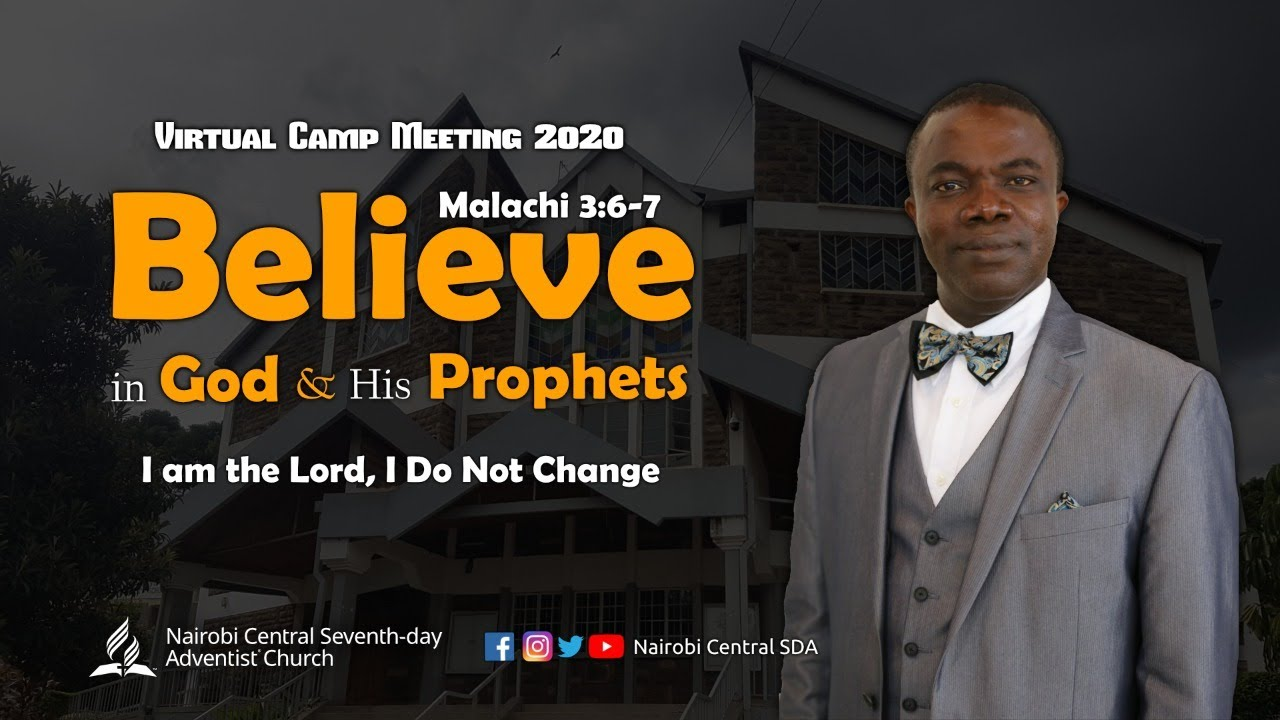 Camp Meeting 2020 Day 7 - Morning Service | Aug 14