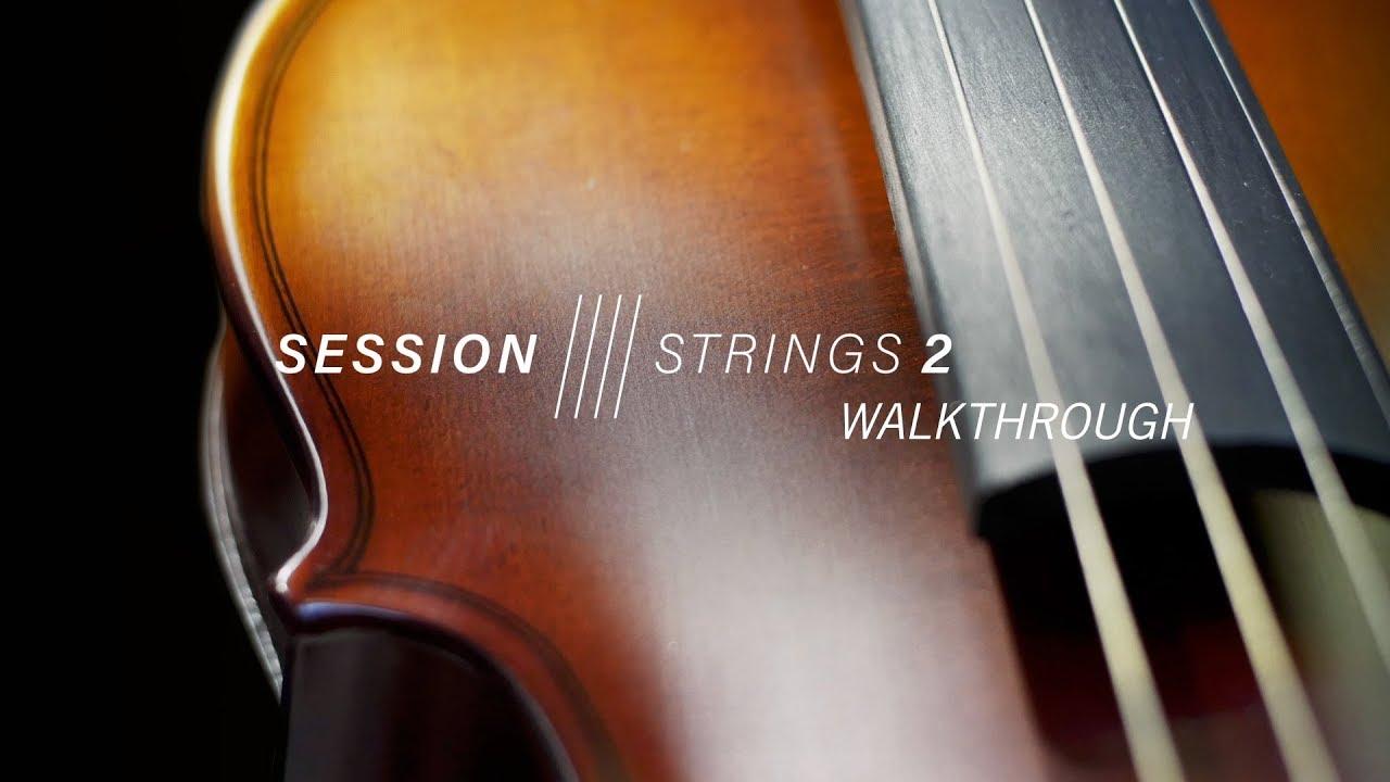 kontakt session strings pro manual