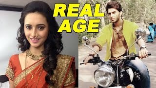 Real name and age of jana na dil se door actors