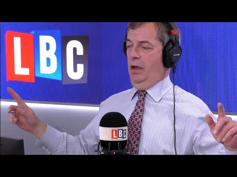 The Nigel Farage Show: Who has your trust & confidence, May or Corbyn? LBC - 11th December 2018