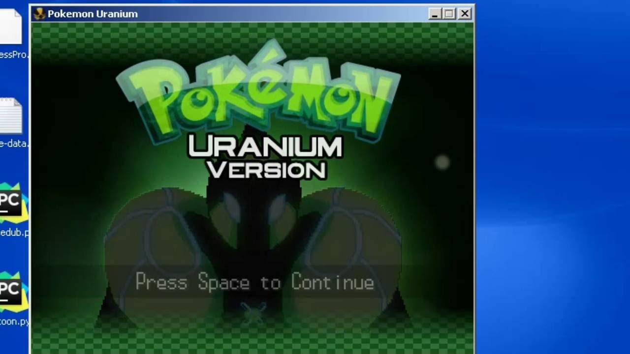 Pokemon uranium zip download