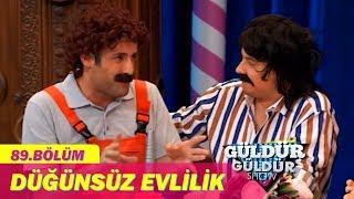 Güldür Güldür Show 89. Bölüm, Düğünsüz Evlilik Skeci