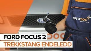 Montering Endeledd FORD FOCUS II (DA_): gratis video