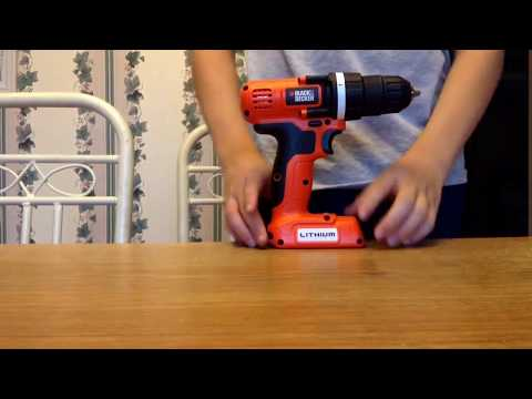 Black & Decker Lithium Drill/Driver Review! - Super Cheap Drill! - Product Spotlight
