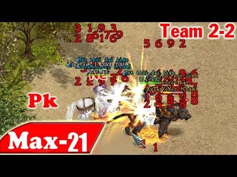 Pk VL2 - Team TLQ 2-2 - Nam Biện Kinh Bốc Lửa. ( Võ Lâm 2) | NhacMax -P21
