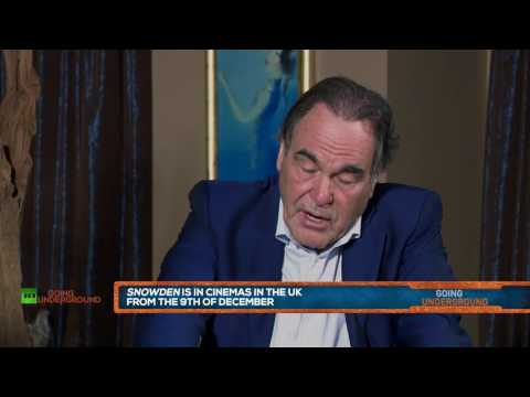 Whistleblower Special: Oliver Stone on Edward Snowden and th