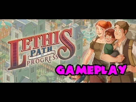 Lethis Path of Progress Gameplay [PC 1080p] |