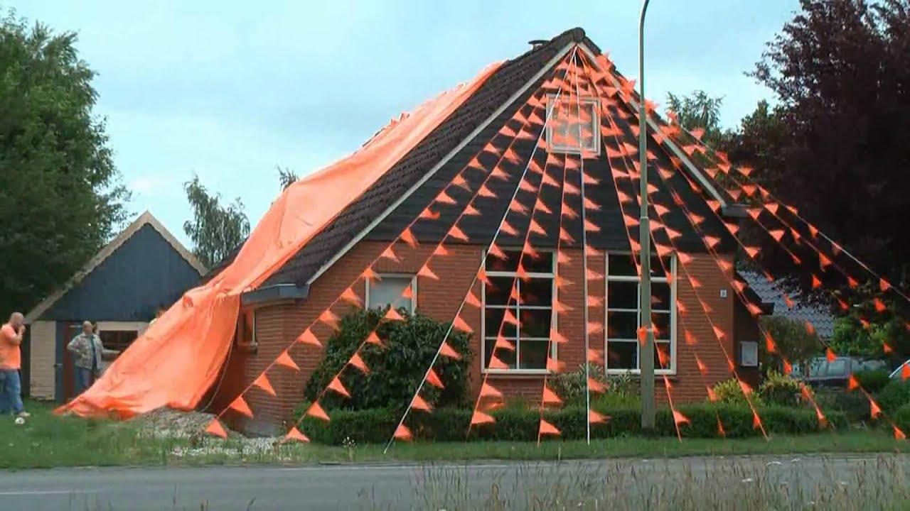 Het huis van het bruidspaar versieren youtube