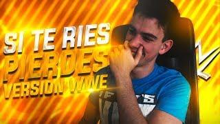 SI TE RIES PIERDES😂 | VERSION WWE #1