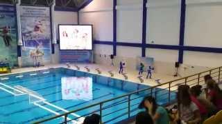 Чемпионат России по водному поло в Ханты-Мансийске