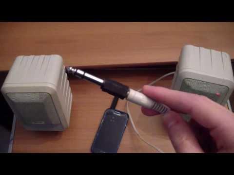 Come trasferire l'audio da un dispositivo(jack 3.5 mm) ad un amplificatore strumentale(+3.5 mm)