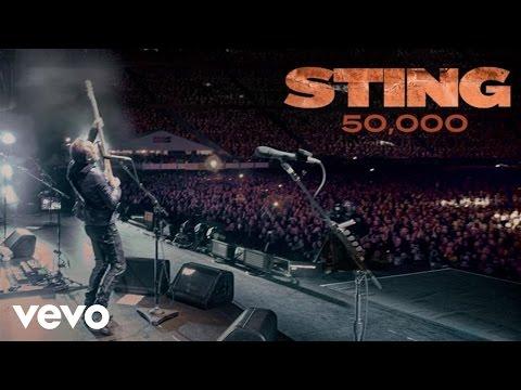 Sting - 50,000 (Audio)