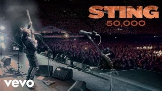 Sting - 50,000 (Audio)