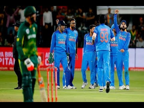 In Graphics: Johannesburg: India beats south Africa in the first T20 match
