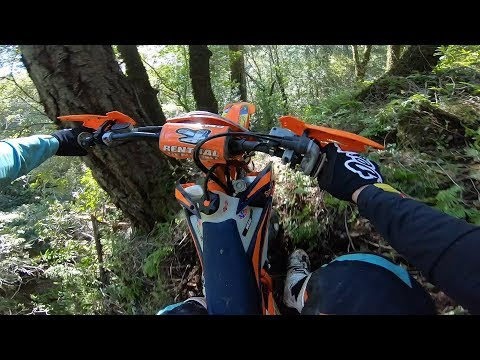 Extreme Cody Webb Trail Ride On Secret California Loop - Dirt Bike Magazine