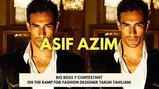 BIGG BOSS 7- Asif Azim talks about Salman Khan!