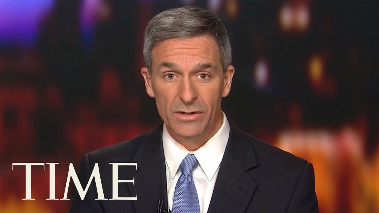 Trump Immigration Head Ken Cuccinelli: Statue of Liberty Poem About People 'Coming From Europe'