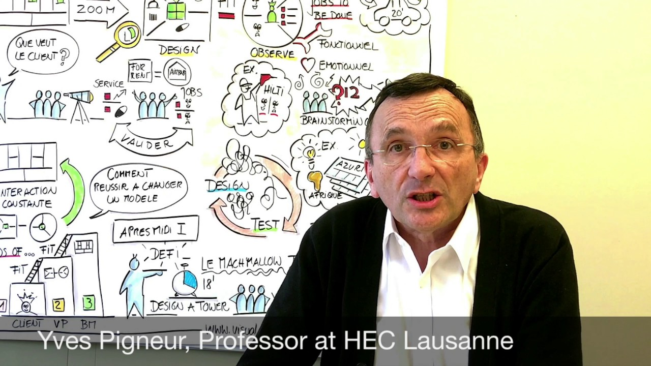 interview of professor yves pigneur following his ais outreach interview of professor yves pigneur following his ais outreach practice publication award