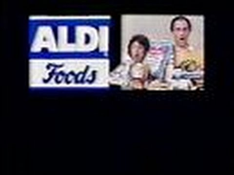"Aldi Foods - ""Goodness Guaranteed"" (Commercial, 1980)"
