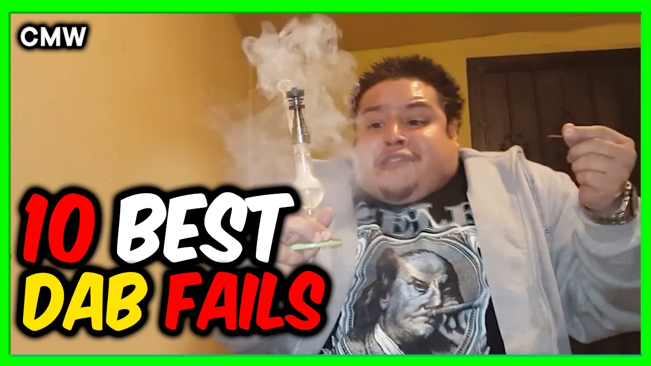 Top 10 Weed Dab Fails 1 Gram Dab Challenge