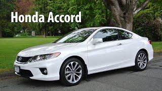 Honda Accord – удобство в мелочах. Тест-драйв  Honda Accord  Подпишись на [Smotorom]