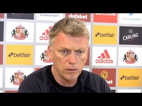 David Moyes Full Pre-Match Press Conference - Arsenal v Sunderland