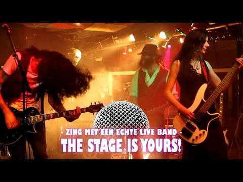 Rockzooi's OnLIVE Karaoke - I Bet You Look Good On The Dancefloor (Arctic Monkeys)