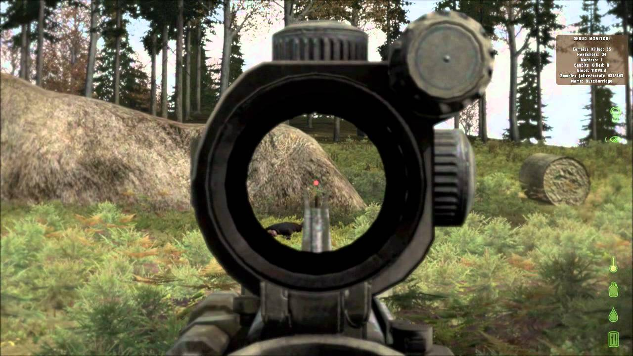 DayZ - Weapon Guide - M4A3 CCO - YouTube