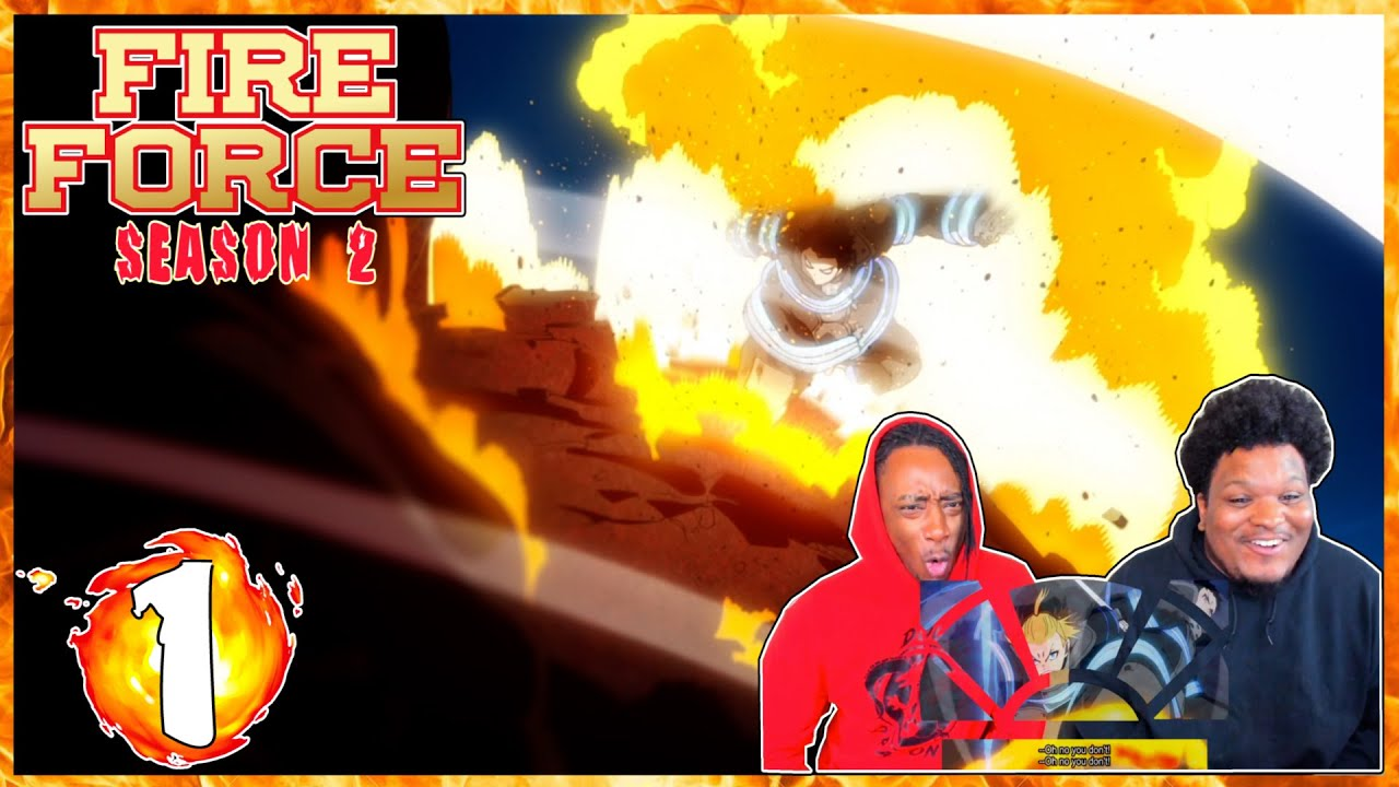 🔥🔥🔥EVERYBODY GOING CRAZY!!🔥🔥🔥 | Fire Force *NEW* Season 2 Episode 1 | Reaction
