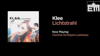 Klee - Lichtstrahl (Comme Un Rayon Lumineux)