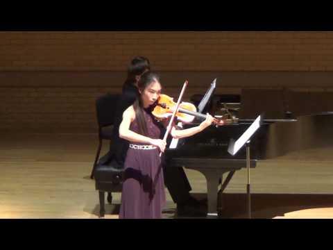 Charles Ives - Violin Sonata No. 4: