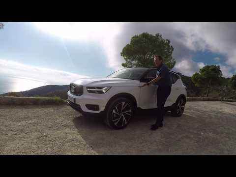 2018 Volvo XC40 – First Drive Video Review