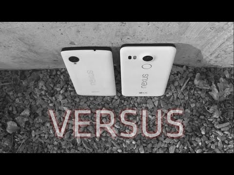 Nexus 5X vs. Nexus 5: the Xtra is worth it