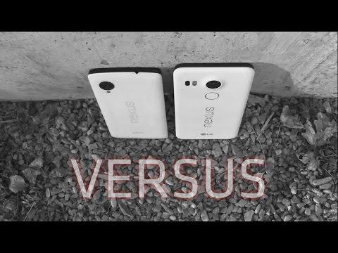 Nexus 5X vs. Nexus 5: the Xtra is worth it