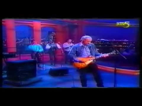 Mark Knopfler @ Letterman '96 - Cannibals & Interview