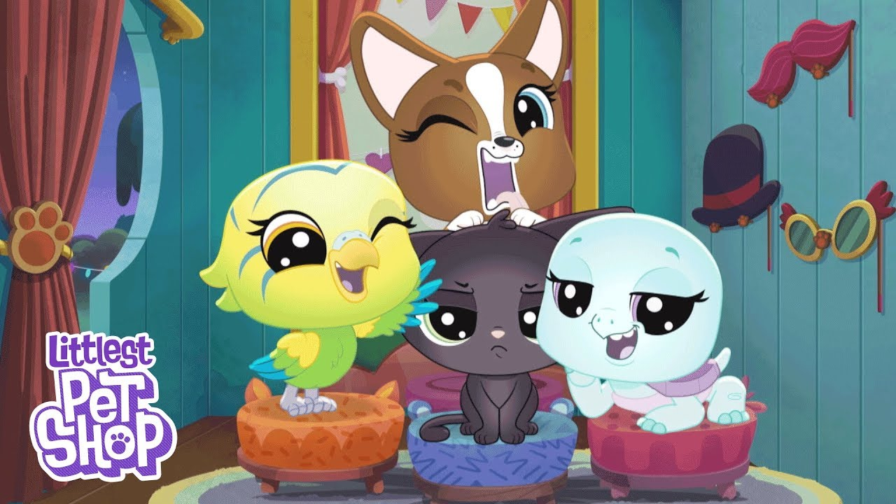 littlest pet shop a world of our own welcome to paw tucket