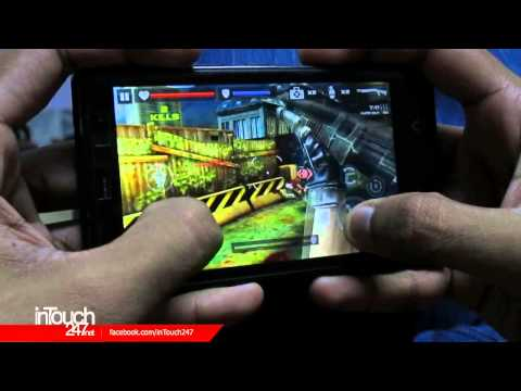 Dead Target, Zombie Killing Android Game on Nokia X2