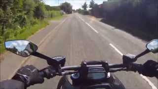 2015 Ducati Diavel - Cruiser with the heart of a sportbike! - Fast road test / Review