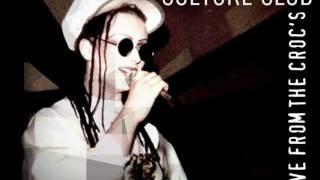 Culture Club  3. White Boys Cant Control It (Live From The Crocs 1981)