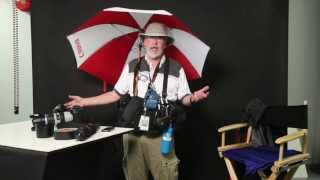 David Cooper gives a glimpse into some of the essential camera bag accessories he takes to every photo shoot.