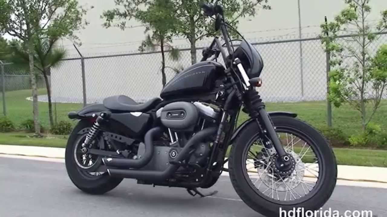 Used 2009 Harley Davidson Nightster Sportster Motorcycles for sale ...