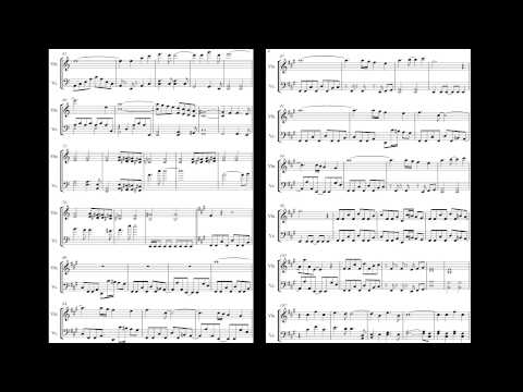Phantom of the Opera violin & cello duet - String Demons (Score)