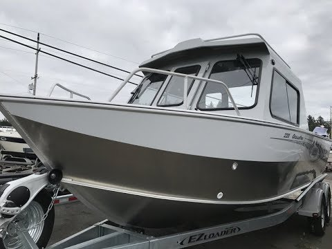 New 2017 Hewescraft Ocean Pro 220 ET HT Boat For Sale in
