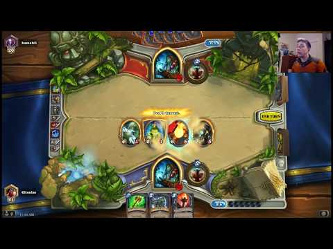 Gloudas attempts to play hearthstone using ONLY Windows voice commands