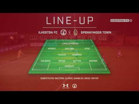 Ilkeston FC 2 - 3 Spennymoor Town