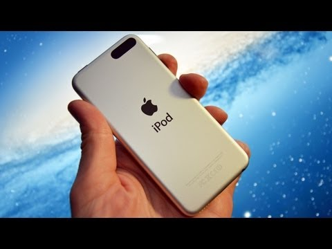 Apple iPod Touch 16GB (5th Generation): Unboxing & Review